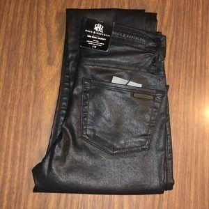 Rock & Republic R&R Berlin mid-rise skinny jeans